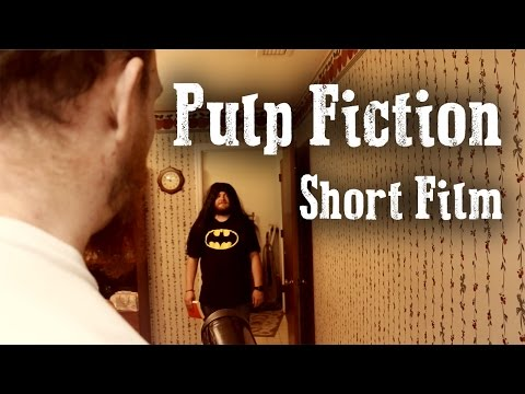 Pulp Fiction: Butch Kills Vincent short film