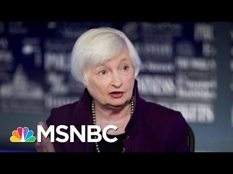 Biden Announces Nominations For Key Members Of His Economic Team   Stephanie Ruhle   MSNBC