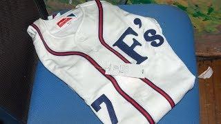 済 2,411 円 52MW-1100 94-5 L Mizuno Perfect 9 baseball shirt ミズノ パーフェクトナイン 野球ユニフォームシャツ チームオーダー