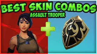 BEST OUTFIT COMBOS ASSAULT TROOPER