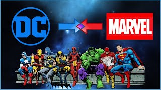 Are DC & Marvel Getting Ready To Merge?