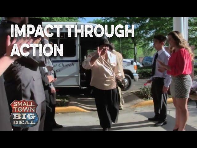 Impact Through Action
