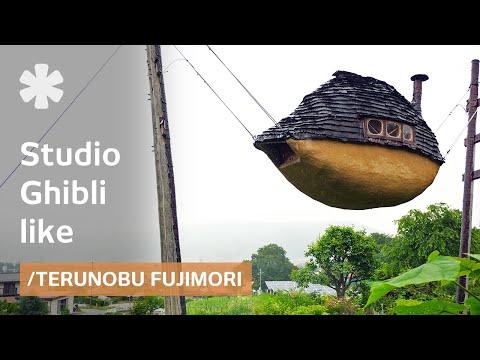 Terunobu Fujimori's floating tea houses celebrate impermanence