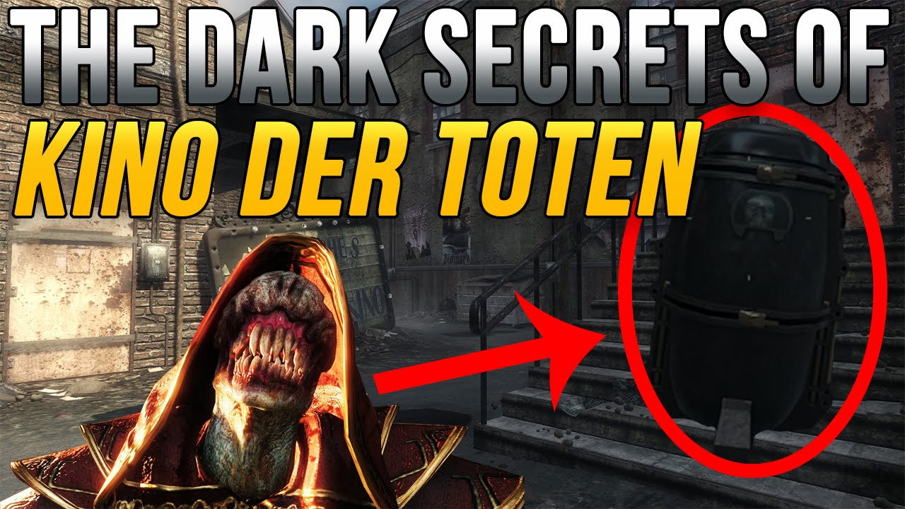 The Hidden Secret In Kino Der Toten Nova 6 Crawlers And Vril