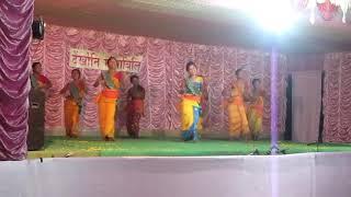 Wapistan in Bodo dance at Golaghat2015 Mp4