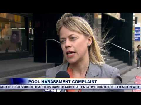 Video: Toronto woman sounding alarm over sexual harassment at city pools