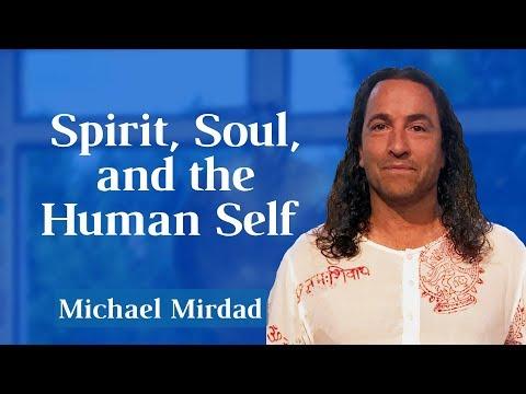 Spirit, Soul, And Human Self