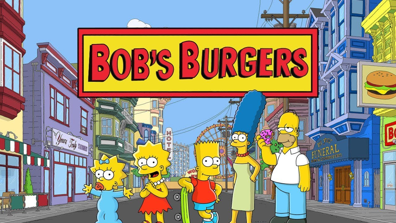 The Simpsons Reference in Bob's Burgers - YouTube   1280 x 720 jpeg 243kB