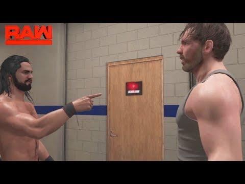 WWE-2K19-Dean Ambores vs.Seth