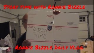 Gambar cover Story Time with Ronnie Bizzle | Life in Las Vegas Daily Vlog #80