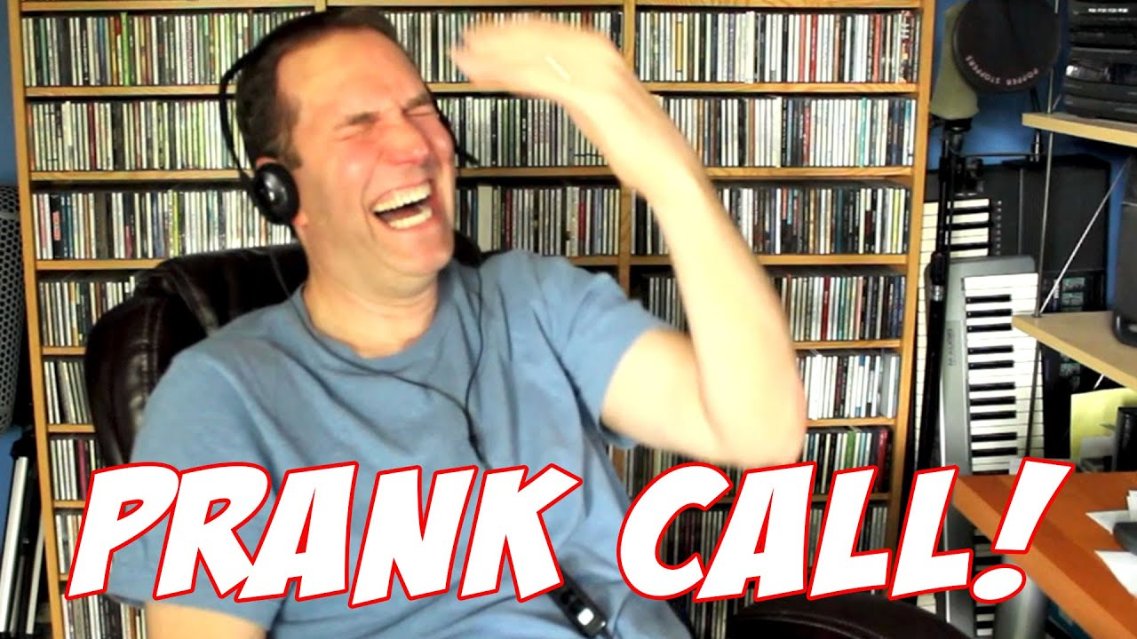 Funny Prank Calls: The 44 Greatest Prank Phone Calls of All Time