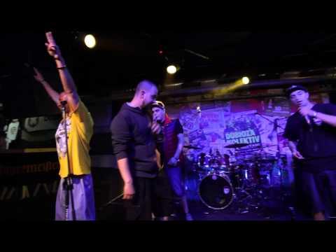 UGLY X Sr.Martini & Darkside - Сърцата ни бият / Surcata ni biqt (live @ club MIXTAPE 5)