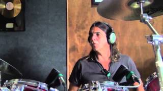 Cláudio Infante - Novos  Zildjian Planet Z