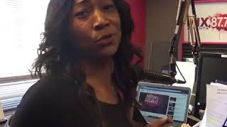Vanessa Fraction sings 227 theme song with Jackee Harry and LeLee of SWV