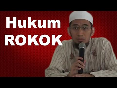 Hukum Rokok - Ustadz Adi Hidayat, Lc, MA