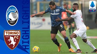 Atalanta 3-3 Torino | Torino Dig Deep To Rescue A Point | Serie A TIM