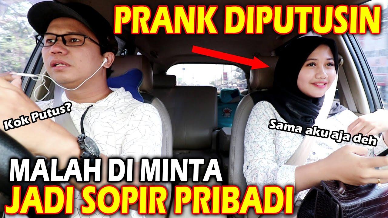 PRANK SHOLAWAT DIPUTUSIN KAWIN LARI !! DIMINTA JADI SOPIR PRIBADI