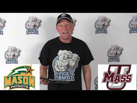 UMass vs George Mason 2/9/20 Free College Basketball Pick and Prediction CBB Betting Tips