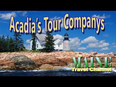 Acadia's Tour Companys  MTC 2017