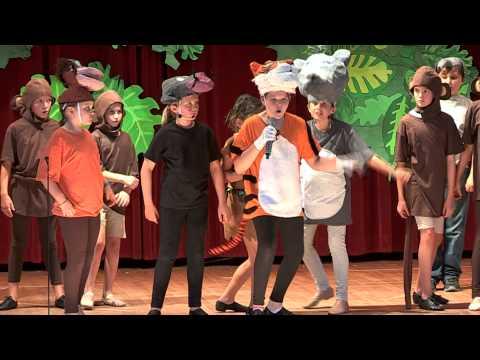 The Jungle Book - Gorrie Elementary School