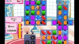Candy Crush Saga Level 2652 - No Boosters