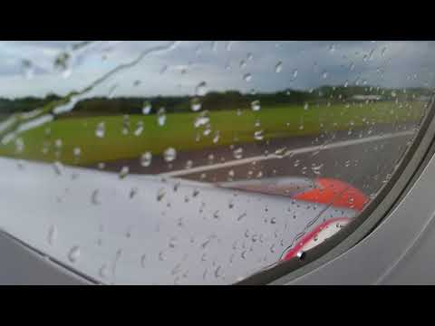 Easyjet takeoff from manchester airport too sofia bulgaria