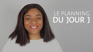Etablir le planning parfait pour le jour J [Dentelle TV #17]