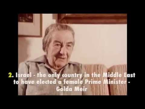 9 awesome facts about women in Israel! You won