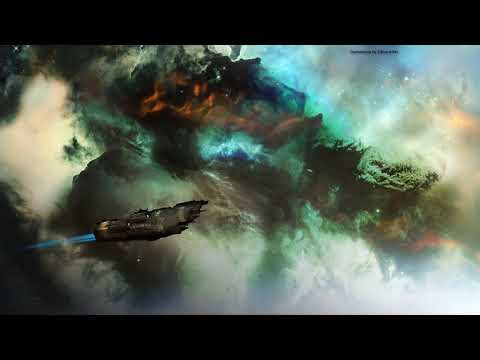 Space Ambient Mix 47 - Oumuamua by Edward Bei