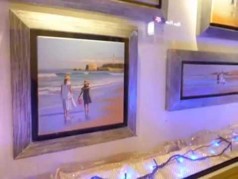 Exposition de groupe  L' Art en Fêtes Galerie Page Biarritz