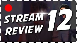 Reviewing Your Twitch Channels LIVE - STREAM REVIEW EP12 thumbnail