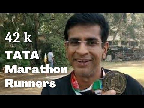 42K Tata Mumbai Marathon Runners 2019 (Hindi)