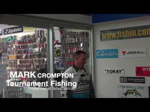 LureAddicts.com - Mark Crompton Talks Tournament Fishing