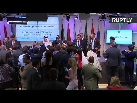 Министр энергетики РФ на пресс-конференции по итогам заседания ОПЕК