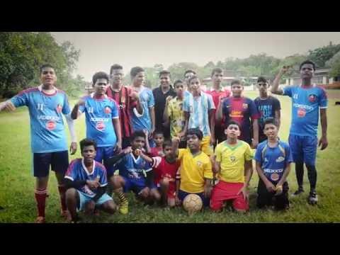 FC Goa konkani music video 2016 Forca Goa!!! viva Goa!!!