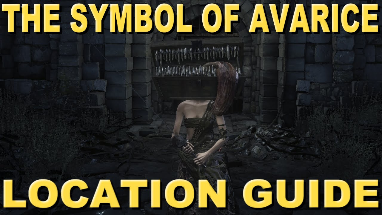 Dark souls 3 how to get the symbol of avarice youtube biocorpaavc Gallery