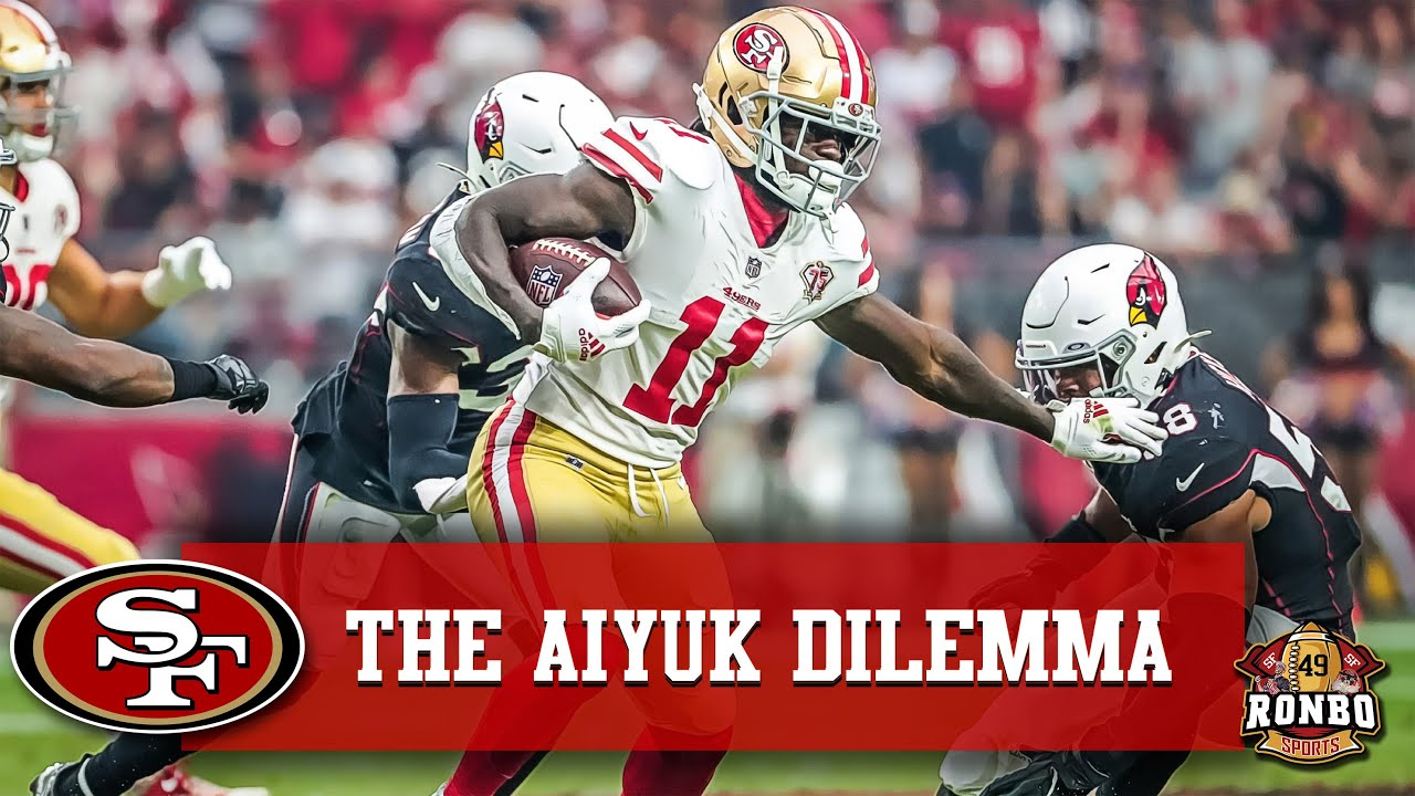 Download 49ers GM John Lynch Wants More Production From Brandon Aiyuk