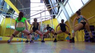 Booty Dance (beginners) Сlass in Angarsk city by Maracuja Ice Cream Thumbnail