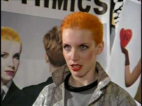 Extended Interview Annie Lennox March 1983