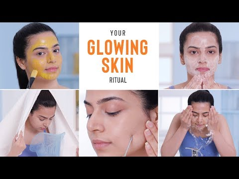 5-at-home-cleanup-steps-to-achieve-glowing-skin-|-secrets-to-healthy-skin-using-milk