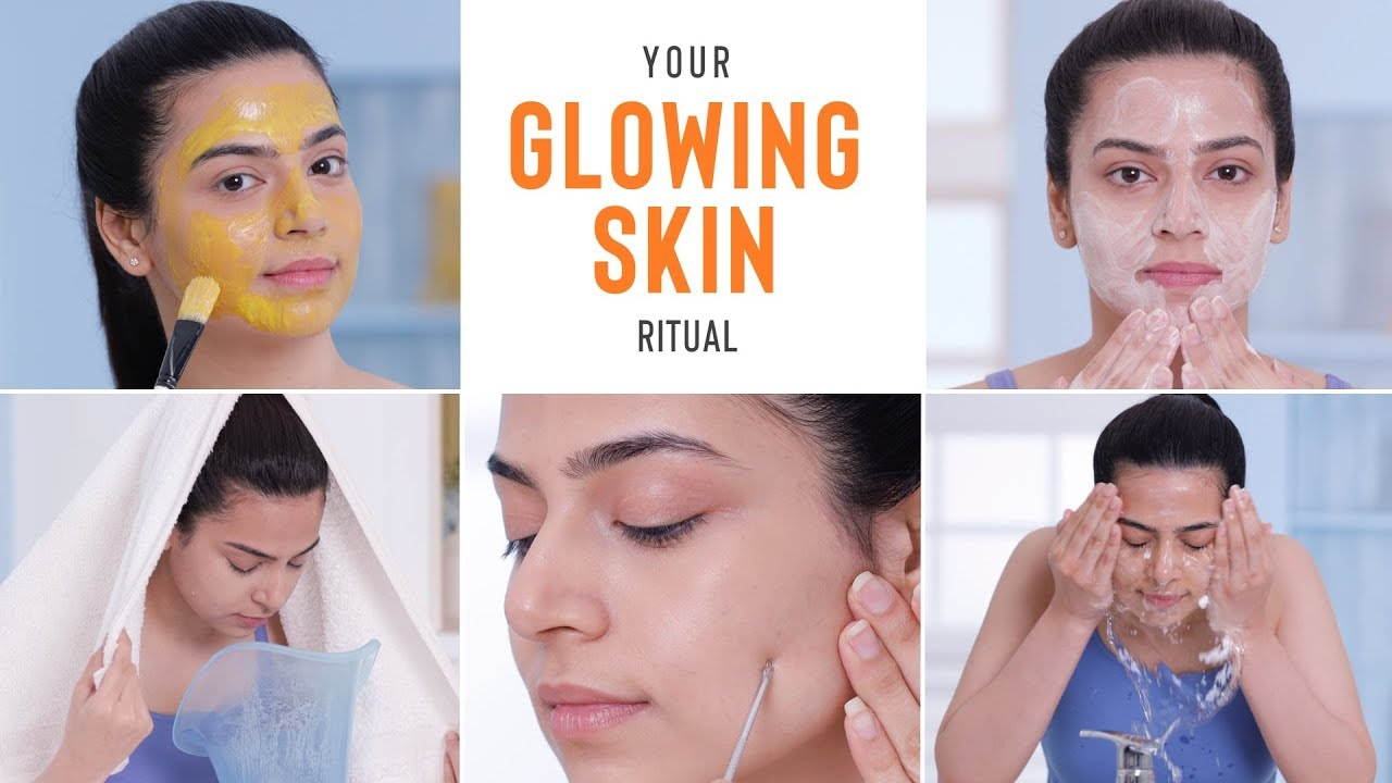 Download 5 At-Home Cleanup Steps To Achieve Glowing Skin | Secrets To Healthy Skin Using Milk