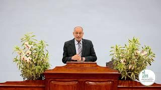 Culto da Manhã - Rev. Paulo Martins Silva - 28/06/2020