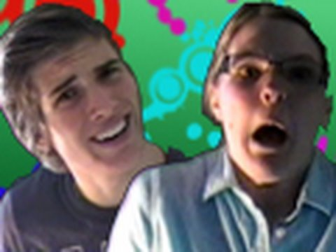 """3OH!3 """"Don't Trust Me"""" (Play-Doh Spoof)"""