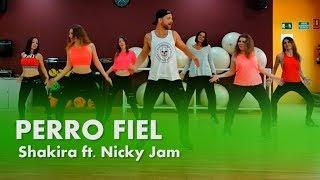 PERRO FIEL - Shakira ft. Nicky Jam - Coreografía para zumba - William Morales