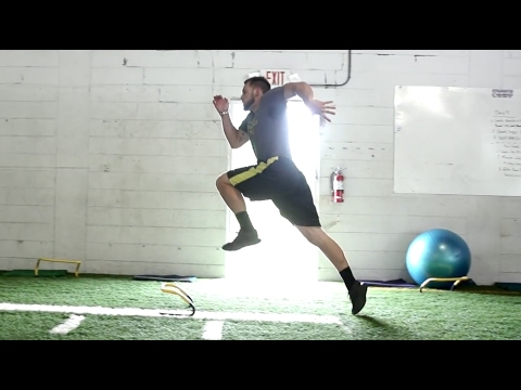 Advanced 40 Yard Dash Tips | Overtime Athletes
