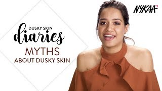 Myths About Dusky Skin | Dusky Skin Diaries | Debasree Banerjee