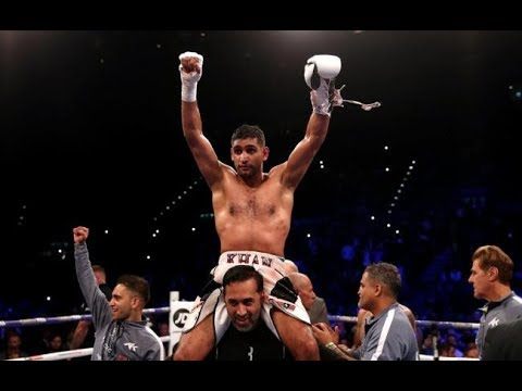 Amir Khan - Fast and Furious (Highlights / Tribute)