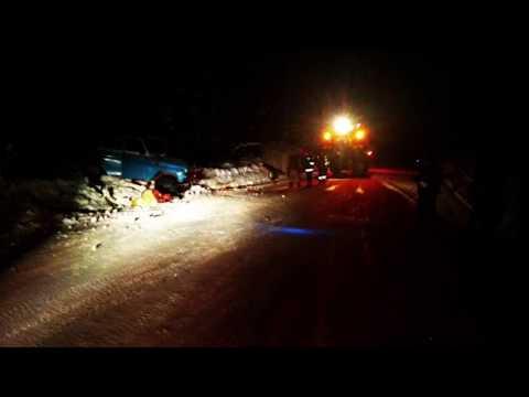 В аварии на трассе Орехово-Первомайское погиб человек