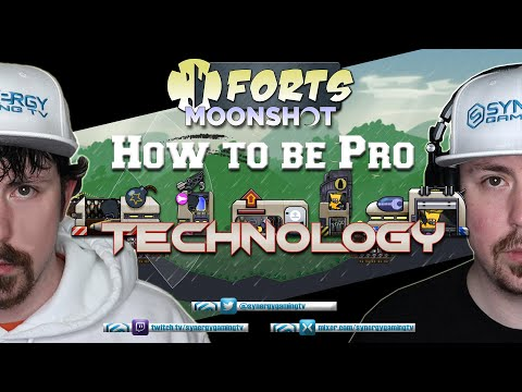 [Tutorial] How to become PRO - Technology - Forts RTS - Tutorial Gameplay