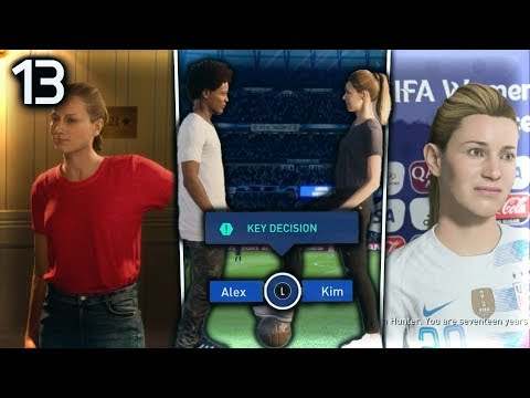 FIFA 19 THE JOURNEY Episode 13  KIM vs. ALEX!!  The Journey Full Movie Series